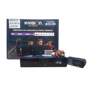 K Vision K2000 Cosmo