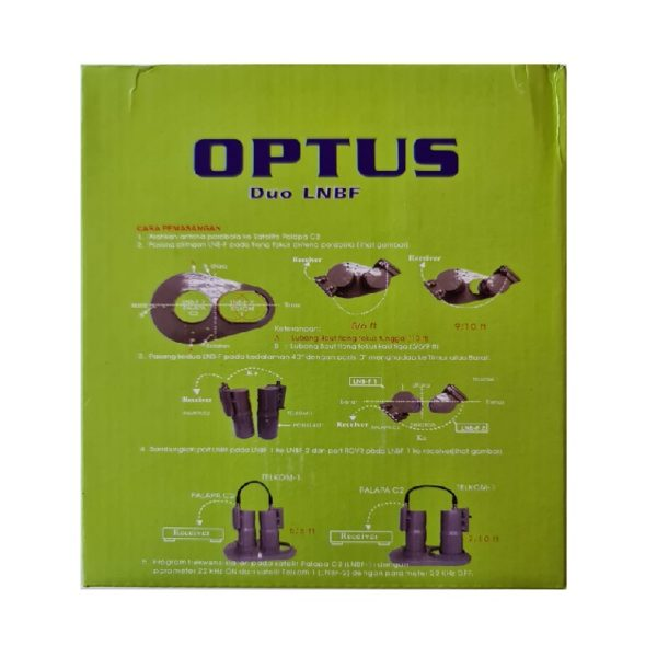 LNBF Optus Duo OP-21