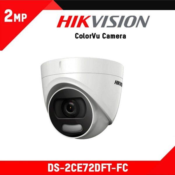 hikvision ds 2ce72dft-fc