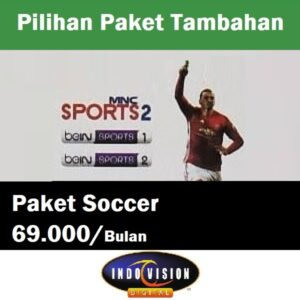 Paket Soccer Indovision