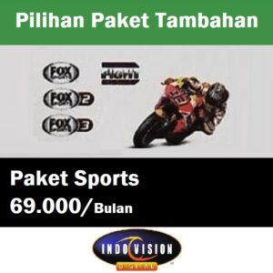 Paket Sports Indovision
